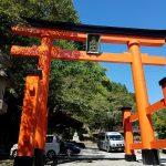 金桜神社の御朱印は水晶の原石?御朱印帳は?お守りについても。