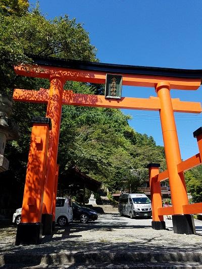 金桜神社のアクセスは甲府駅からバス?時間と料金!!
