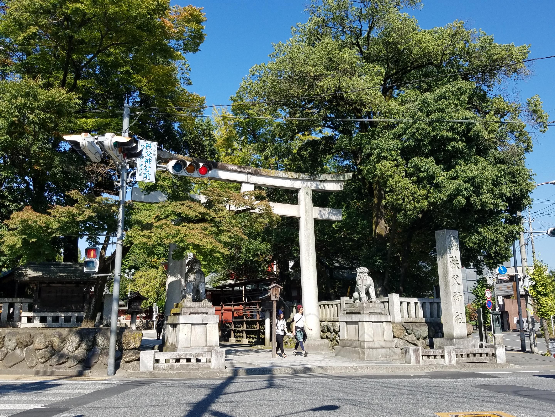 秩父神社つなぎ龍を見に!!西武秩父駅からのアクセスは?