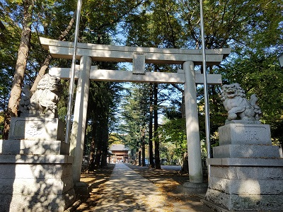 立川諏訪神社ご利益アクセス御朱印も