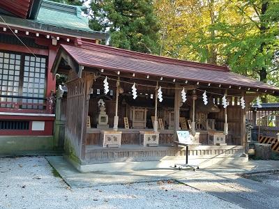 立川諏訪神社末社