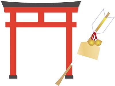 破魔矢お正月に神社で購入!破魔矢の意味と飾り方は?処分はどうする?