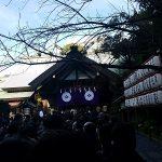 東京大神宮初詣混雑状況1月7日の様子と待ち時間は?