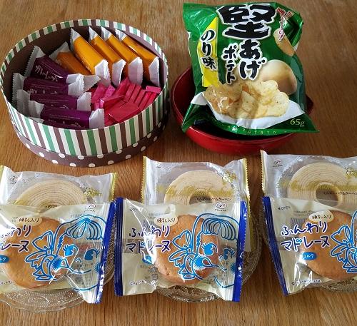 小学生子供手土産お菓子