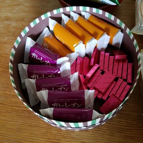 小学生子供お泊り会手土産お菓子はたくさん