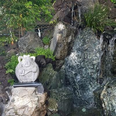 川越熊野神社銭洗い弁天