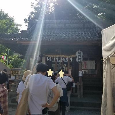 川越熊野神社八咫烏占いを始め見どころたくさん!営業時間とアクセスも。