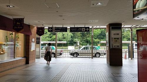 名鉄神宮前駅から熱田神宮東門へ