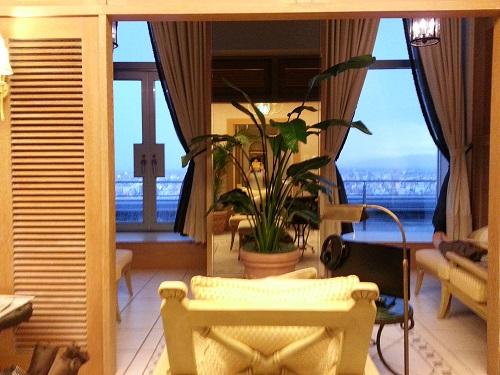 マリオットホテルリラクゼーションルーム