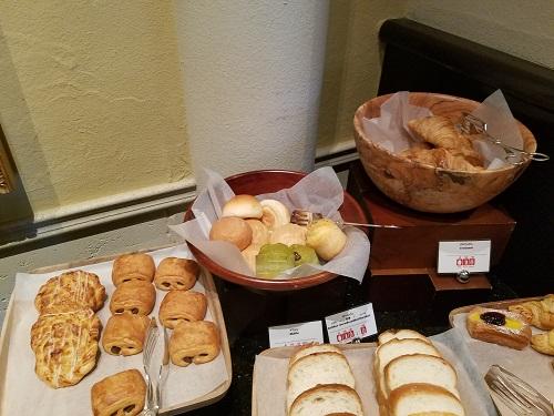 名古屋マリオットホテルスイーツパン