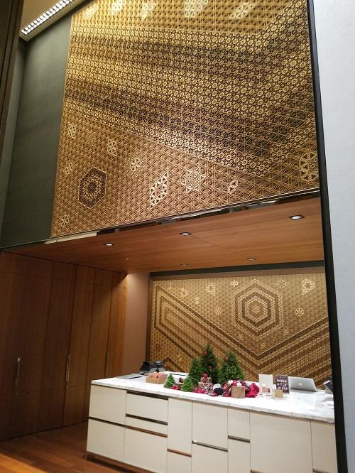 アンダーズ東京51階フロント