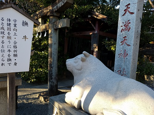 稲積神社なでうし