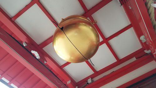 馬橋稲荷神社のパワースポット開運の鈴