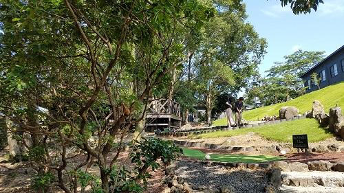 アンダの森パターゴルフ