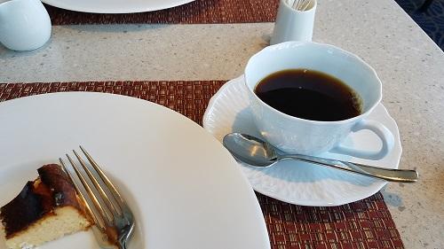 ホテルメトロポリタン丸の内tenqooランチビュッフコーヒーがめっちゃおいしい