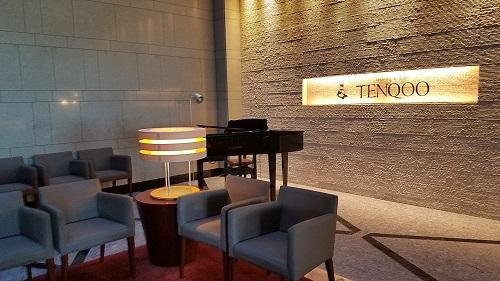ホテルメトロポリタン丸の内tenqooランチビュッフ